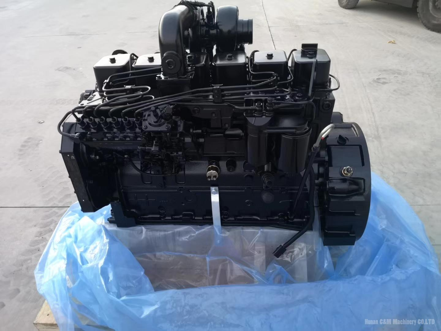 Dongfeng Cummins engine